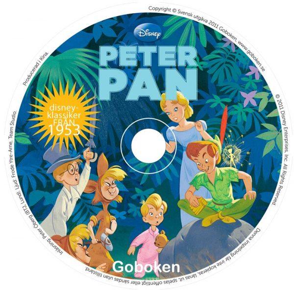 Peter Pan – Lydbok 1
