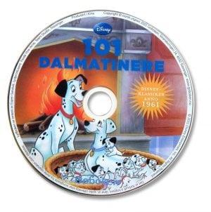 101 Dalmatinere - Lydbok