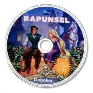 Rapunsel - Lydbok