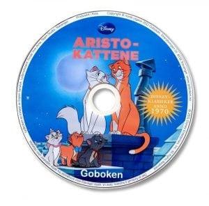 Aristokattene - Lydbok