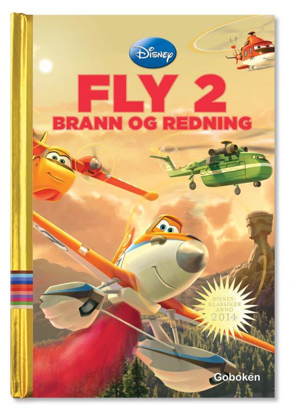Fly 2- Brann og redning 1