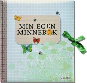 Min egen minnebok
