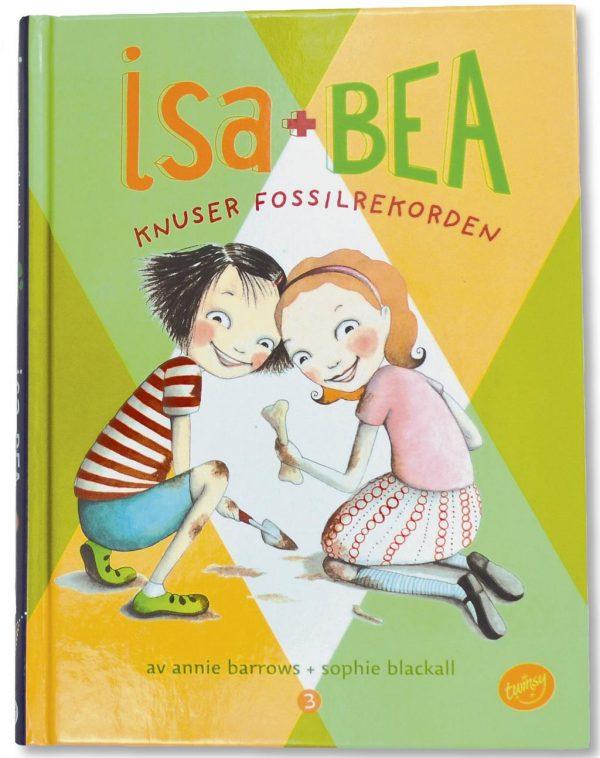 Isa + Bea knuser fossilrekorde 1