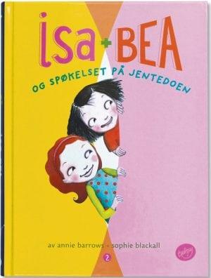Isa + Bea og spøkelset på jent
