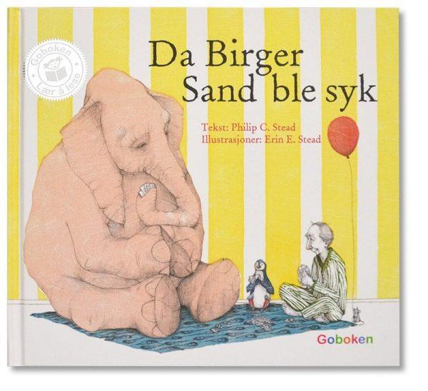 Da Birger Sand ble syk 1