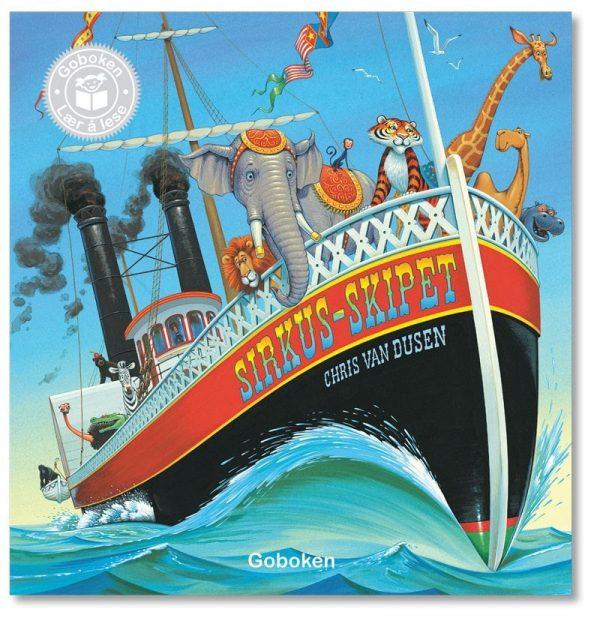 Sirkus-skipet 1