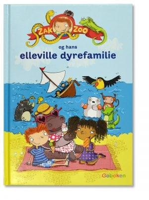 Zak Zoo og hans elleville dyre