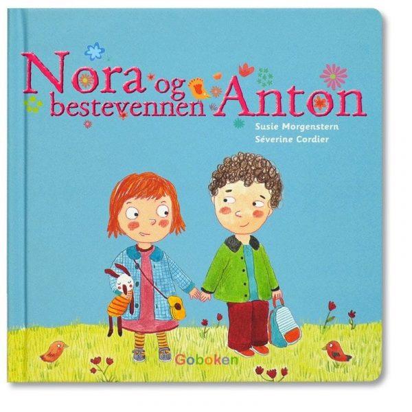 Nora og bestevennen Anton 1