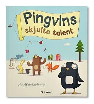 Pingvins skjulte talent