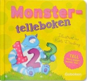 Monstertelleboken