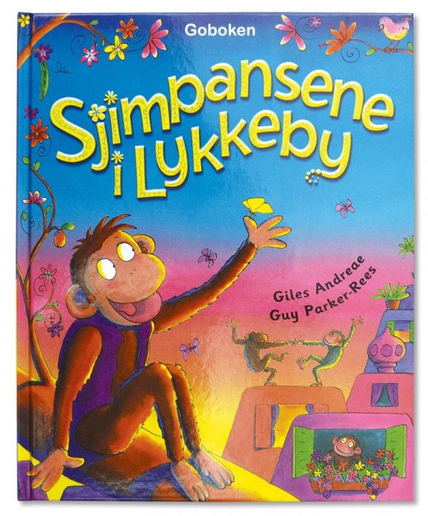 Sjimpansene i Lykkeby 1