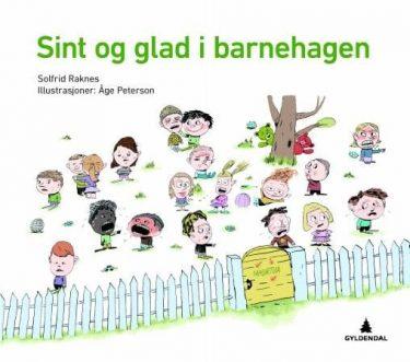 Sint og glad i barnehagen