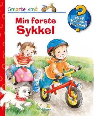Min først sykkel