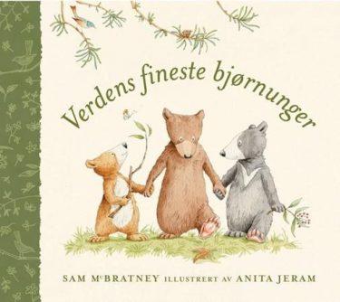 Verdens fineste bjørnunger