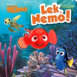 finne Nemo knuse og sprute