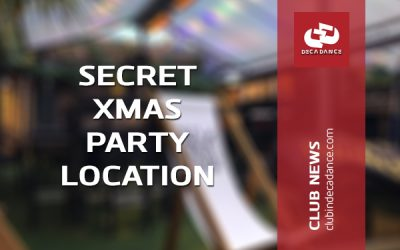 SECRET XMAS PARTY LOCATION