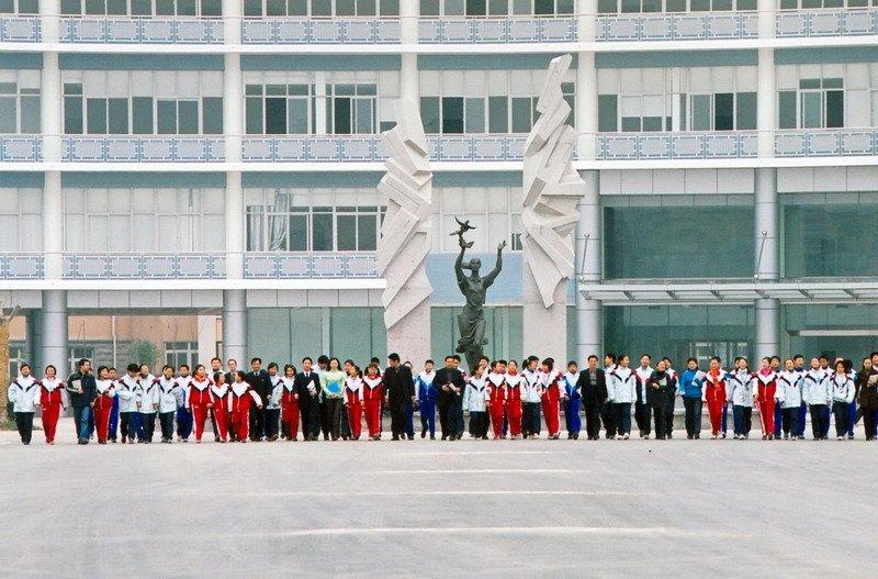 Jinling School in China