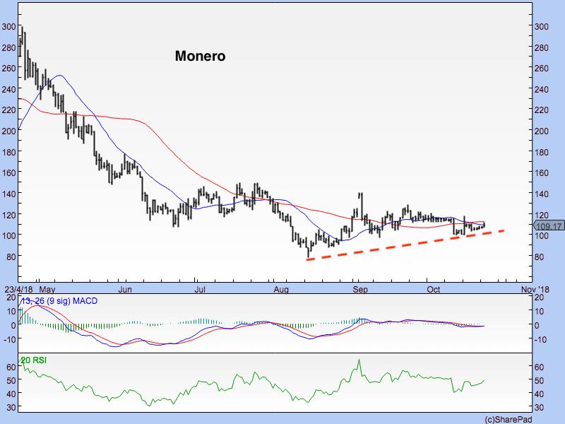 Monero focus 231018