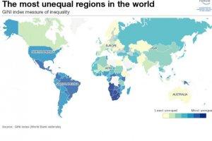 inequality map