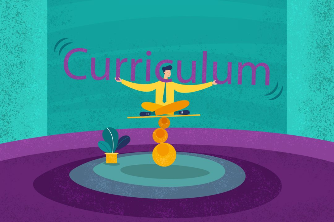 What is a broad and balanced curriculum?