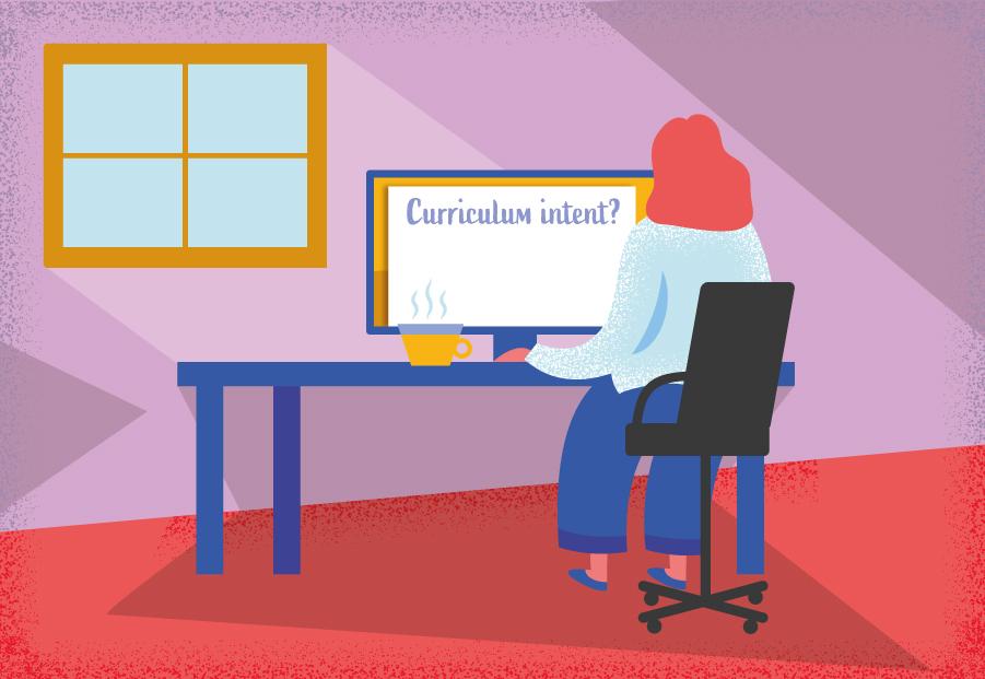 Curriculum intent for primary schools