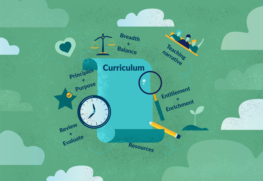 How to design your curriculum