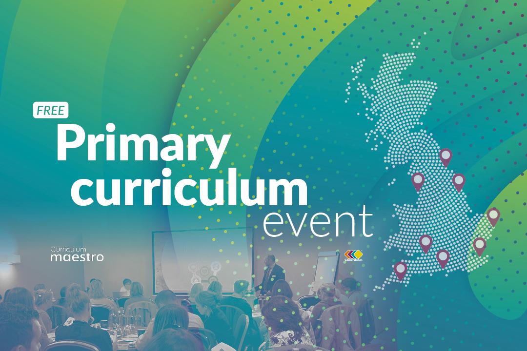 Primary curriculum event