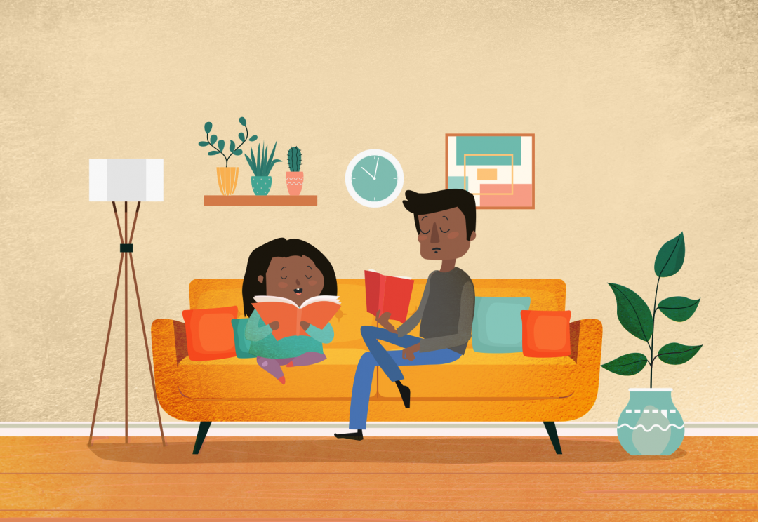 Free access to Cornerstones' Love to Read resources for home learning
