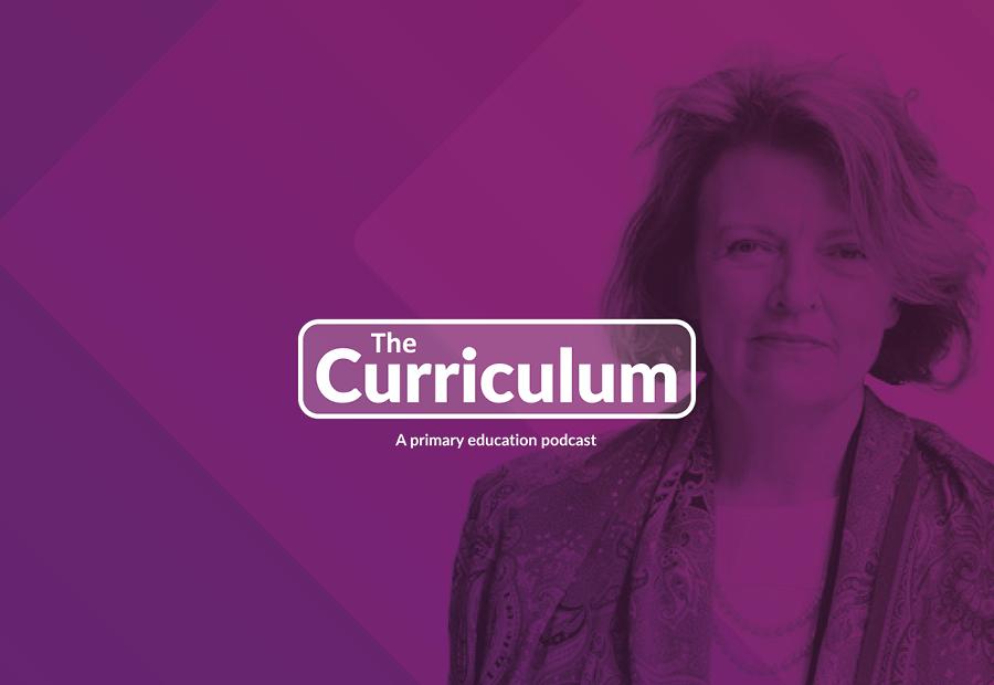 Episode 56: My curriculum conversation with Mary Myatt