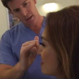 non-surgical nose job demo