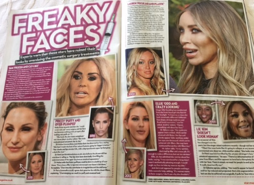 star mag freaky faces full
