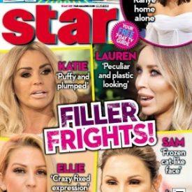 star magazine celeb fillers