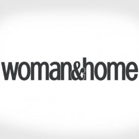 woman and home logo