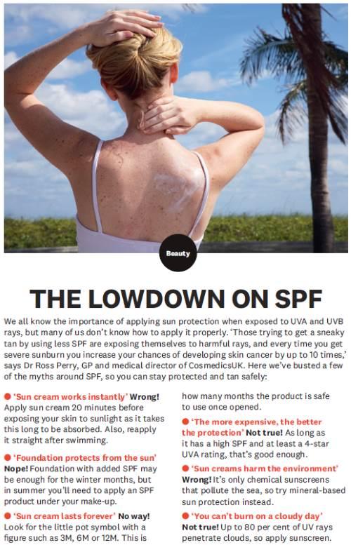weightwatchers sunscreen