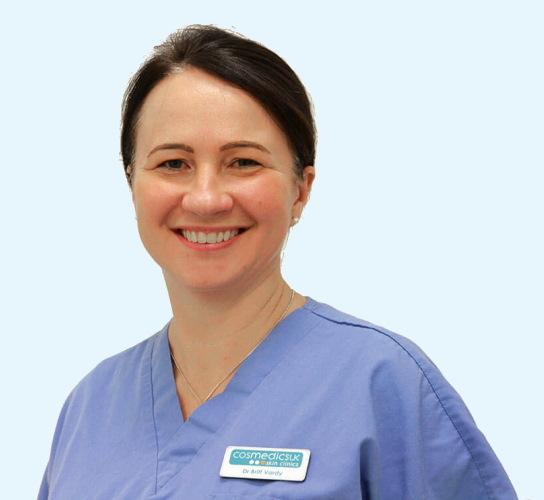Dr Britt Vardy