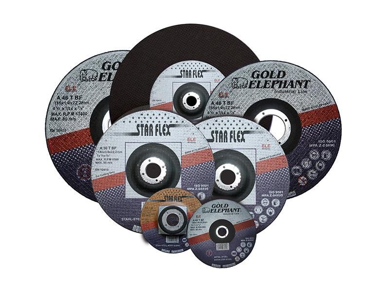 Metal Cutting & Grinding Discs