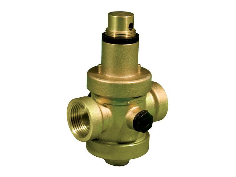 Heavy Duty Adjustable Brass Pressure Reducing Valve