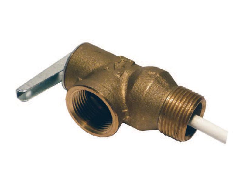 Thermostatic Pressure Relief Valve
