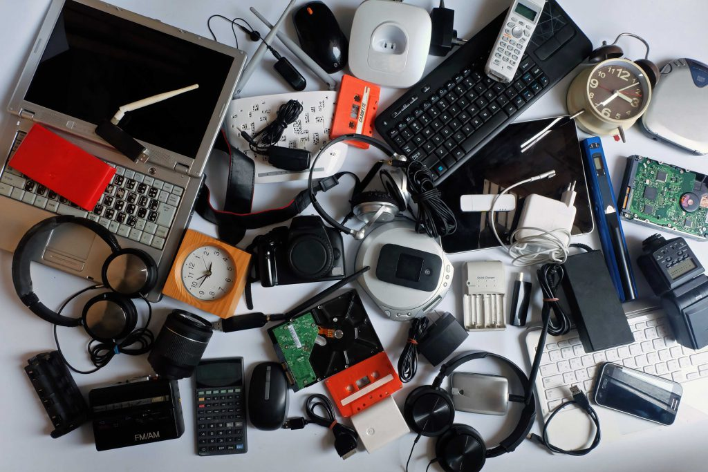 Image result for Electronic Waste