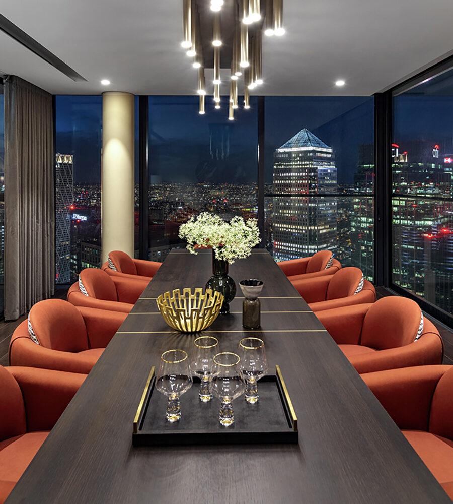 Level 56 Quay Club / London