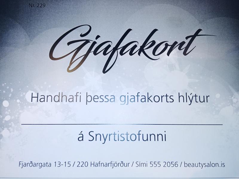 Desembertilboð