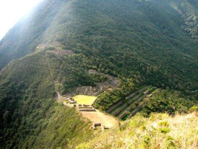 Choquequirao Archeological Park La Convencion Province Peru Live2Leave