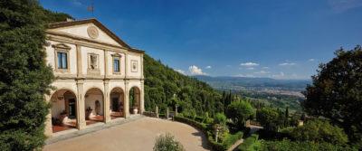 Belmond Villa San Michele Italy Live2Leave