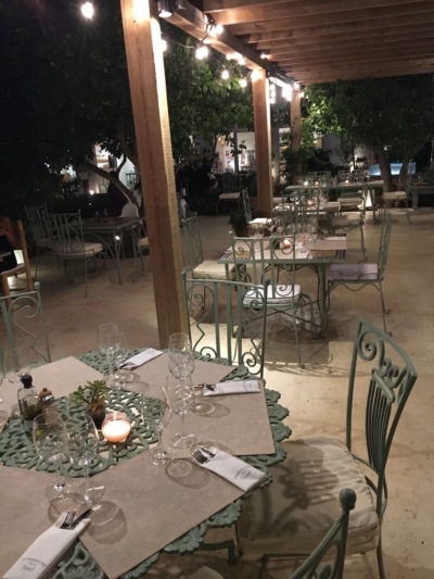 Aubergine Ibiza Restaurant Live2Leave