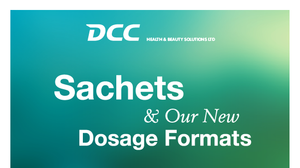 DCC Insight – Our new dosage format of instant powders in sachets
