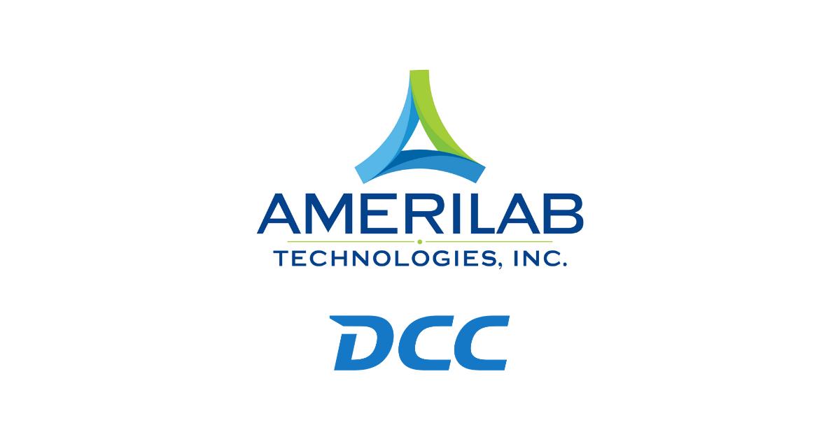 DCC Healthcare announces the acquisition of Amerilab Technologies