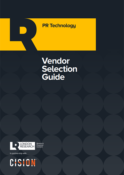 PR Technology Vendor Selection Guide