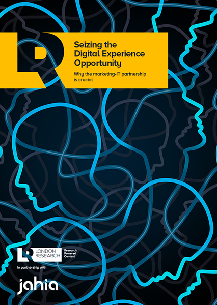 Seizing the Digital Experience Opportunity: Why the Marketing-IT Partnership is Crucial