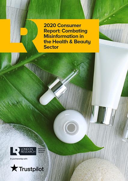 2020 Consumer Report: Combating Misinformation in the Health & Beauty Sector
