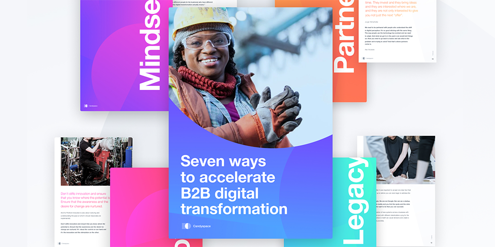 Seven Ways to Accelerate B2B Digital Transformation